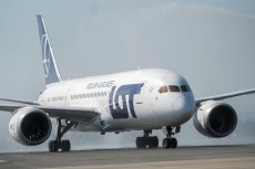 LOT zmienia trasy swoich samolotów. Będą omijać cieśninę Ormuz.