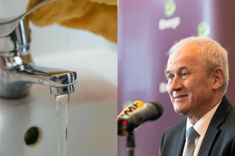 Gospodarka to system naczyń połączonych. Podwyżki cen wody wpłyną na wysokość opłat za prąd.