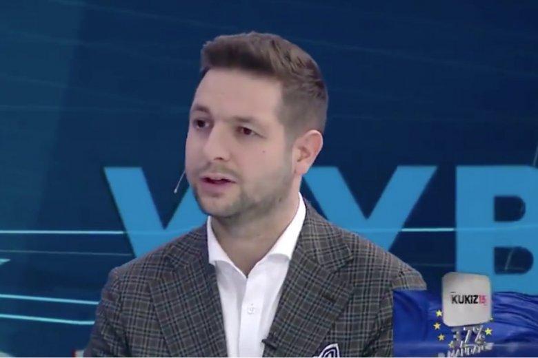 Patryk Jaki zapowiedział walkę z witrynami wyśmiewającymi PiS.