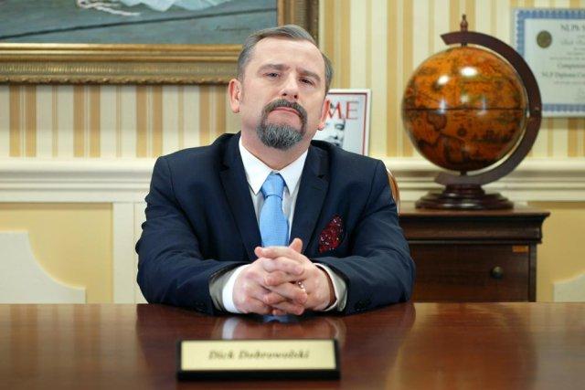 Dick Dobrowolski - doradca do spraw wizerunku
