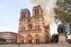 Korona cierniowa i inne relikwie ważne dla chrześcijan zostały uratowane z pożaru katedry Notre Dame.