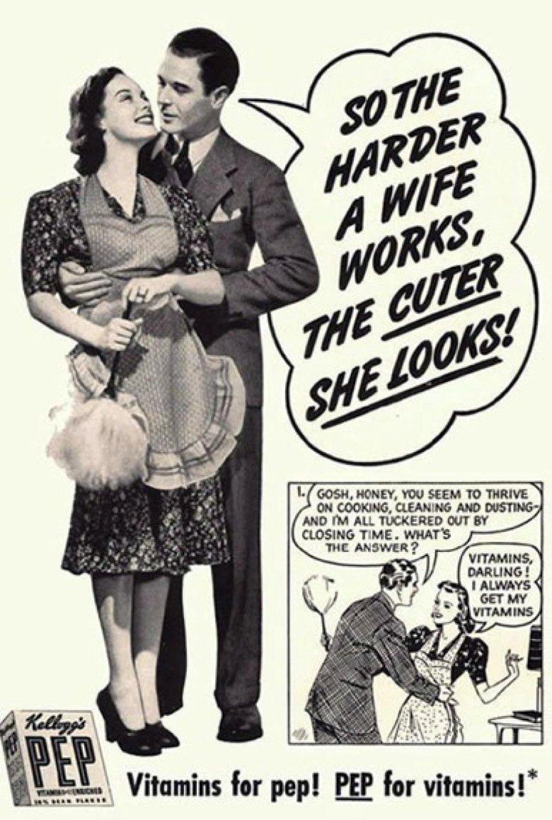 Reklama prasowa witamin