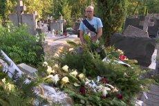 Mieszkanka Legionowa została wbrew woli pochowana z synem.
