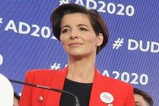 Jolanta Turczynowicz-Kieryłło ugryzła w rękę mieszkańca Milanówka.