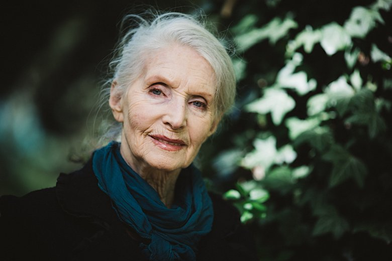 Helena Norowicz gdy skończyła 80. lat otrzymała propozycję bycia modelką