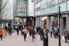 Manchester – jedno z brytyjskich miast, gdzie, po Londynie, żyje najwięcej Polaków.