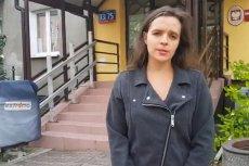 Klaudia Jachira zgłosiła na policję, że dostaje groźby w internecie.