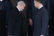 Prezydent Andrzej Duda i szef MON Antoni Macierewicz  weszli w fazę zimnej wojny