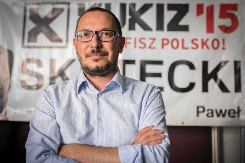 Debaty tzw. antyszczepionkowców/proepidemików organizuje w Sejmie poseł Paweł Skutecki z Kukiz'16.