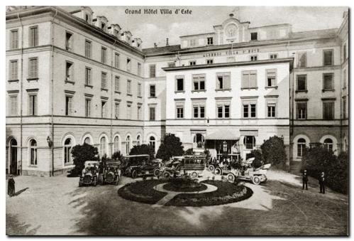 Jednymi z pierwszych gości hotelu otwartego po 1873 roku byli Verdi i Puccini
