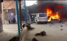 Tureckie wojsko rzekomo zbombardowało cywilny konwój
