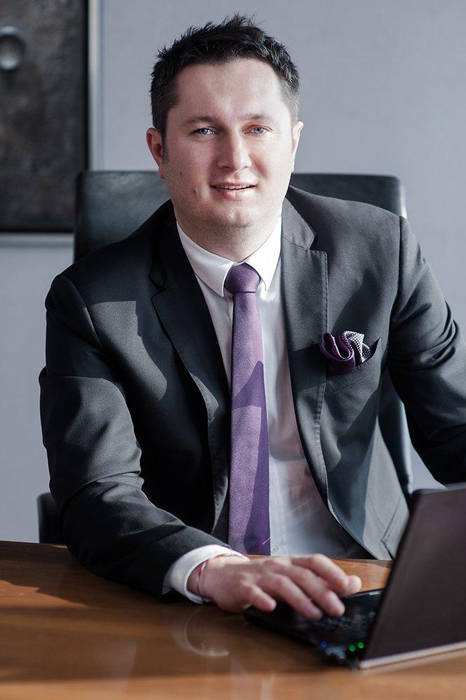 Mikołaj Placek, prezes Oknoplastu