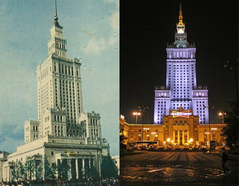 Pałac Kultury i Nauki w Warszawie w ten weekend stanie się areną dwóch ciekawych wydarzeń.