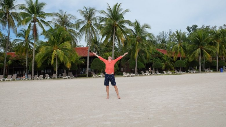 O wyspie Langkawi poczytacie więcej na stronie Michała: www.cessanis.com
