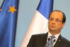 Francois Hollande rezygnuje z wyścigu o fotel prezydenta.