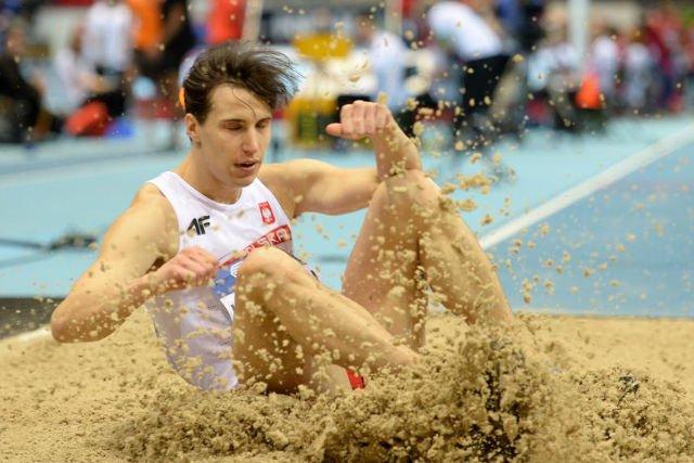 Karol Hoffmann, srebrny medal w Amsterdamie