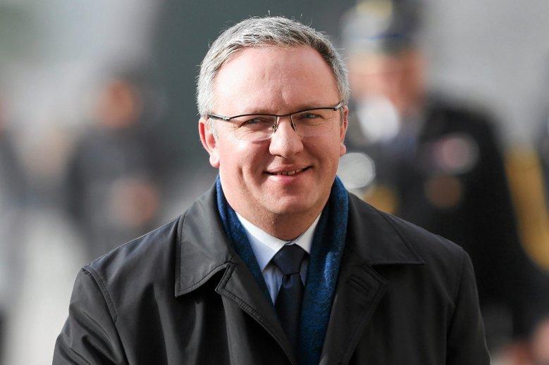 """Krzysztof Szczerski, szef Gabinetu Prezydenta RP, wyraził w oświadczeniu """"głębokie rozczarowanie"""" ostatnimi rozmowami Polski z Ukrainą."""