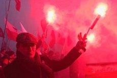 Cezary Gmyz jest przekonany, że nie złamał prawa podczas Marszu Niepodległości.