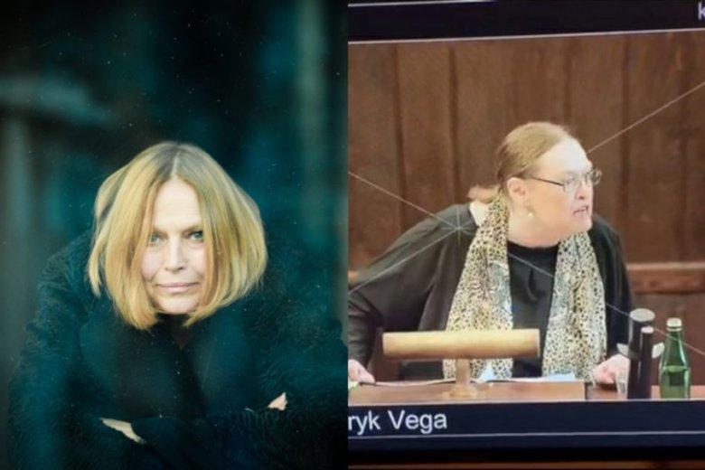 Iwona Bielska zagra w nowym filmie Patryka Vegi kontrowersyjną posłankę