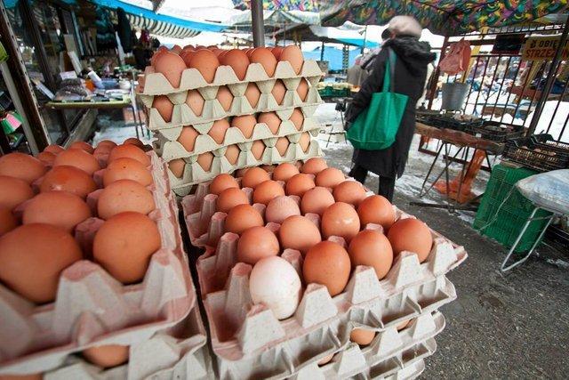 Jaja od wiejskich kur wcale nie są lepsze od tych z przemysłowych kurników. Są tylko droższe.