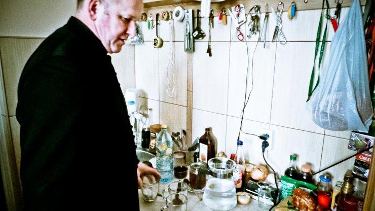 Ksiądz Wojciech Lemański