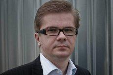 """Sylwester Latkowski nie jest już redaktorem naczelnym """"Wprost""""."""