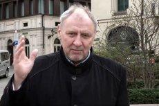 Aktor Andrzej Grabowski poparł w wyborach do PE Władysława Teofila Bartoszewskiego. Syn prof. Bartoszewskiego startuje z list KE.
