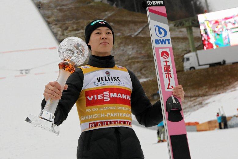 Ryoyu Kobayashi zwycięzcą Turnieju Czterech Skoczni