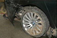 Andrzej Duda miał podobny wypadek jak w BMW rok wcześniej, kiedy był prezydentem elektem.