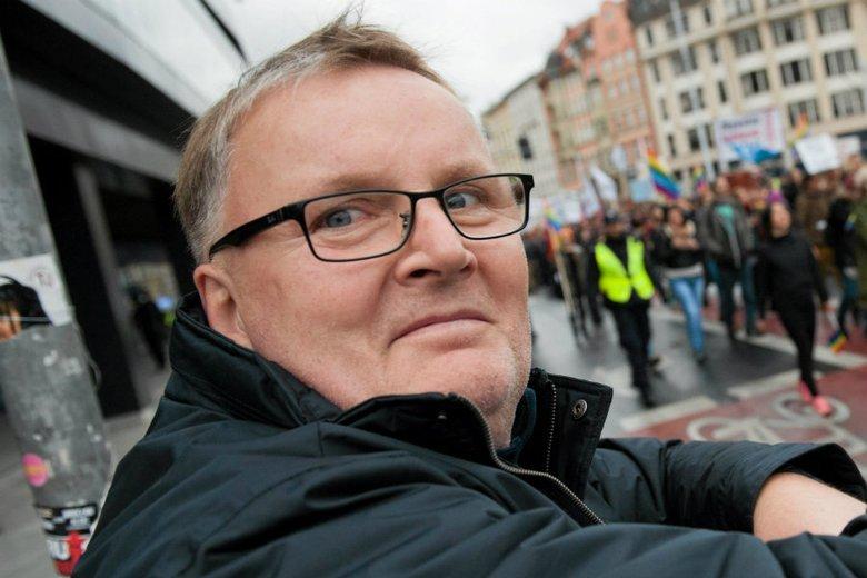 """Senator Waldemar Bonkowski nazwał prezydent Gdańska """"frau Dulkiewicz""""."""