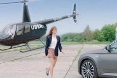 Uber wprowadza przeloty helikopterami