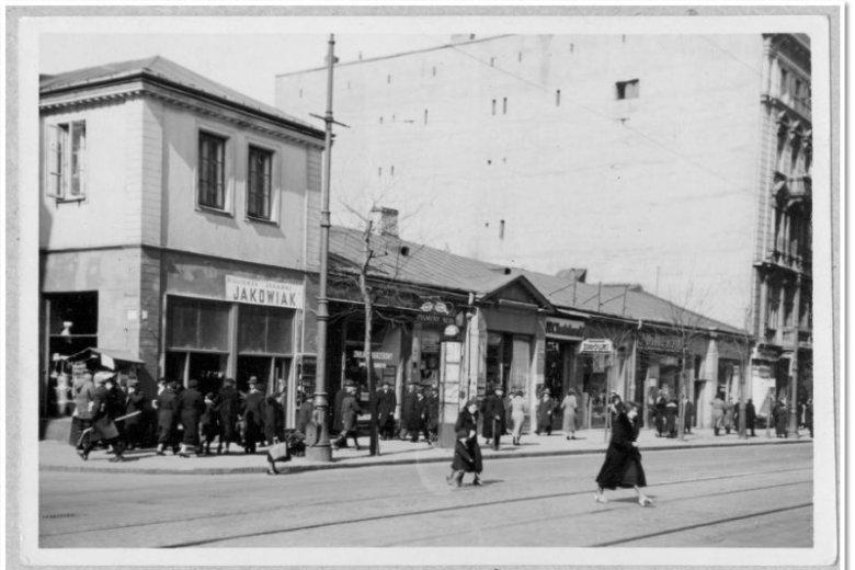 Ulica Marszałkowska w Warszawie