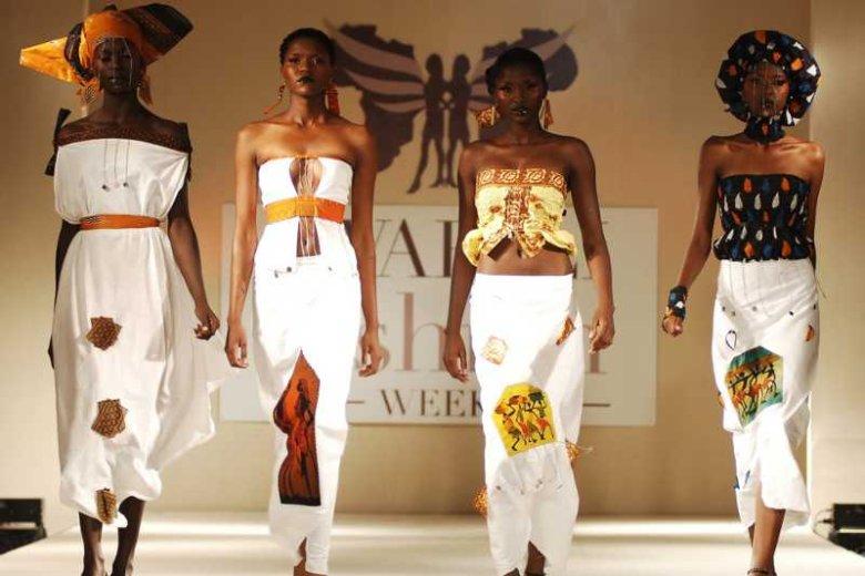 Tak wygląda Swahili Fashion Week