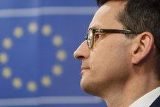 Morawiecki w Brukseli mówił o Polsce, ale to nie była jego jedyna misja podczas tego wyjazdu.
