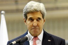 John Kerry zapewnił, że jak najszybciej zapłaci mandat