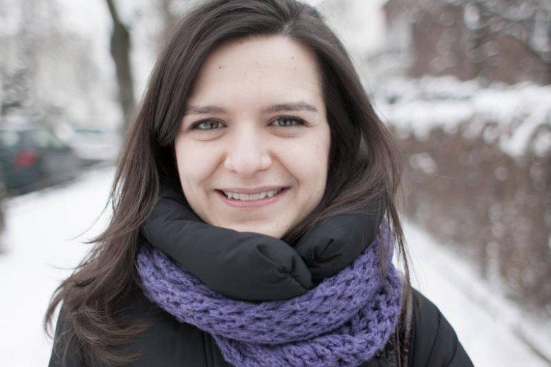 Joanna Łękawska: noszenie drucianej opaski przez dwie godziny dziennie? W porównaniu z tym, co cierpiał Chrystus? Naprawdę it's not a big deal.