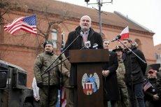 Prezydent Michał Zaleski wspiera tolerancję i nacjonalizm.  Jednocześnie.