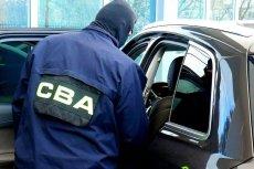 CBA zatrzymało byłego asystenta komisarz Elżbiety Bieńkowskiej.