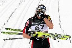 Justyna Kowalczyk miała dziś pecha. Mogła wygrać na swoim koronnym dystansie, ale przeszkodziły jej źle posmarowane narty.