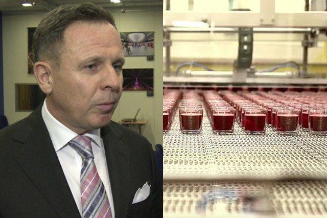 Korona Candles z Wielunia, Krzysztofa Jabłońskiego to jeden z największych producentów świec zapachowych na świecie. Biznesmen opowiada jak wyglądało zakładanie drugiej fabryki w  w USA