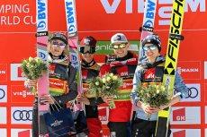 Skoki narciarskie. Wiemy, ile zarobili polscy skoczkowie za Puchar Świata.