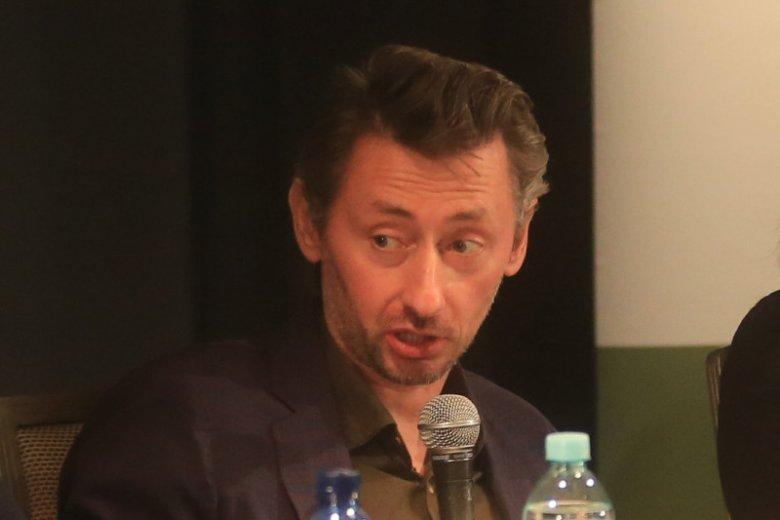 """Dr hab. Maciej Gdula, socjolog z UW i publicysta """"Krytyki Politycznej""""."""