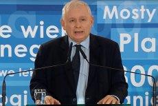 Przemówienie prezesa PiS w Jachrance było podzielone na dwie części – dostępną dla mediów i zamkniętą, przeznaczoną tylko dla partyjnych działaczy.