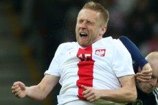 Mecz Polska – Szkocja. Na zdjęciu: Kamil Glik