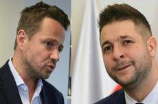 Rafał Trzaskowski i Patryk Jaki – to oni głównie liczą się w walce o fotel prezydenta Warszawy.