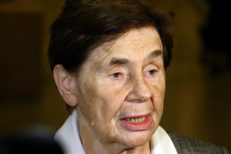 Zofia Romaszewska oceniła Jarosława Kaczyńskiego.