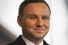Andrzej Duda zapewnia, że Polska zapewni pomoc każdemu potrzebującemu uchodźcy, którzy dobrowolnie wybierze nasz kraj.