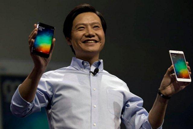 Lei Jun nazywany jest chińskim  Stevem Jobsem, poznajcie jego zabawki.