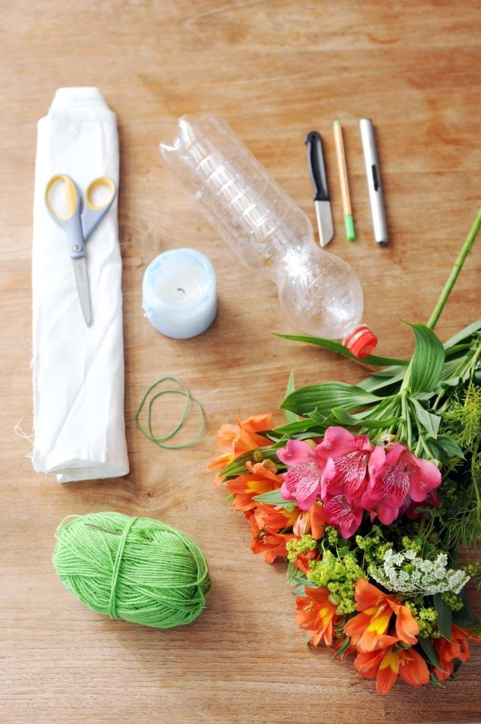 Prezenty Na Dzień Matki Pomysł Na Kwiatową Dekorację