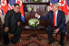 Spotkanie Kim Dzong Una oraz Donalda Trumpa mogło sięodbyćw Warszawie.